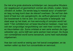 Jacqueline Wouters