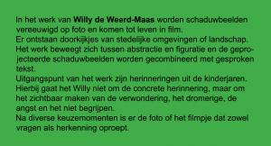Willy de Weerd-Maas